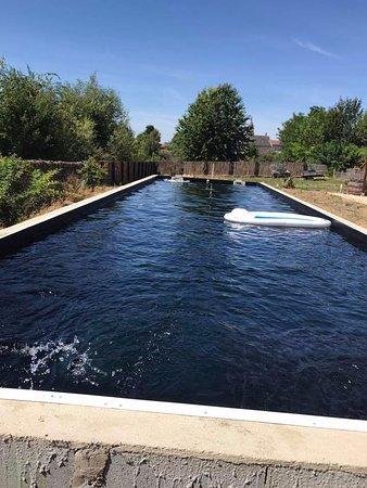 Le Manoir de Gatines : Très beau bassin