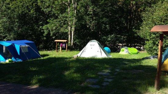 Campertogno, Italia: Un bel campeggio in una buona posizione
