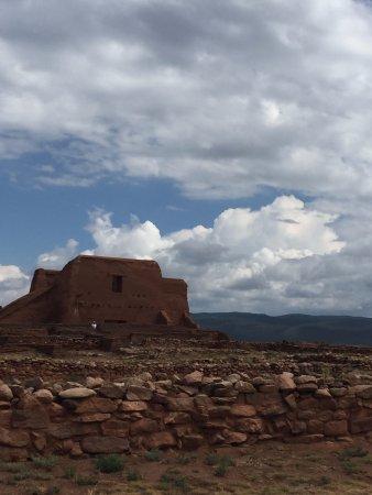 Pecos National Historical Park : Mission Nuestra Señora de los Ángeles de Porciúncula de los Pecos
