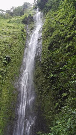San Ramon, Nicaragua: Seeing the waterfall for the first time