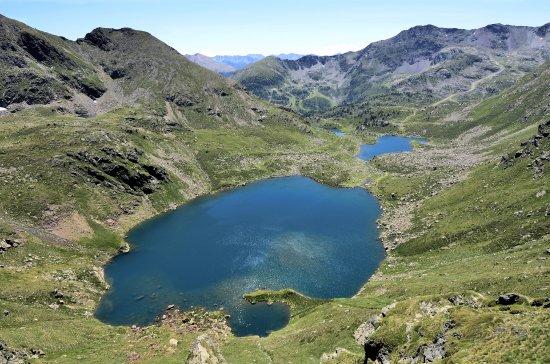 El Serrat, Andorra: Visión desde el punto más elevado