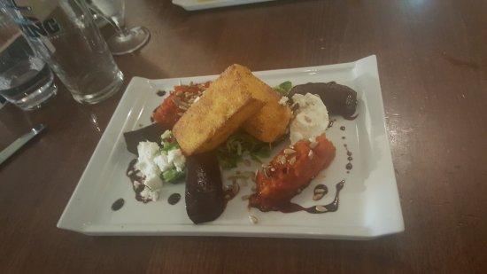 Porthleven, UK: Delicious food!