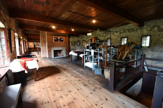 Fort Erie, Canadá: Areas are open to the public, this is a small mueseum, with some interesting History