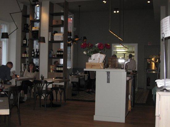 La Trattoria: Restaurant Trattoria de Flaviis