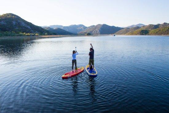 Denovici, Monténégro : pure joy on Skadar Lake