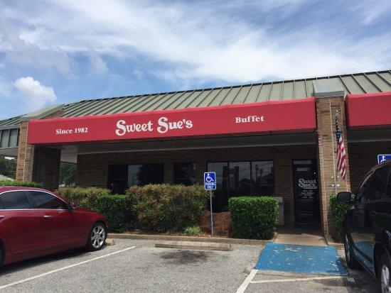 Sweet sue 39 s restaurant tyler menu prices restaurant for Restaurants in tyler tx