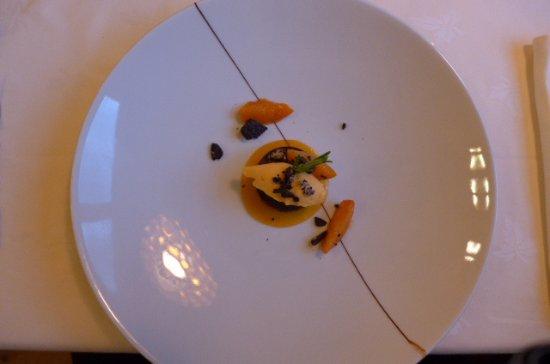 Romantik Hotel der Wiesenhof: köstliche Nachspeise