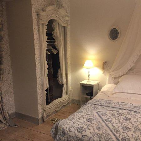 Manoir Le Roure & Spa : Chambre Cecile
