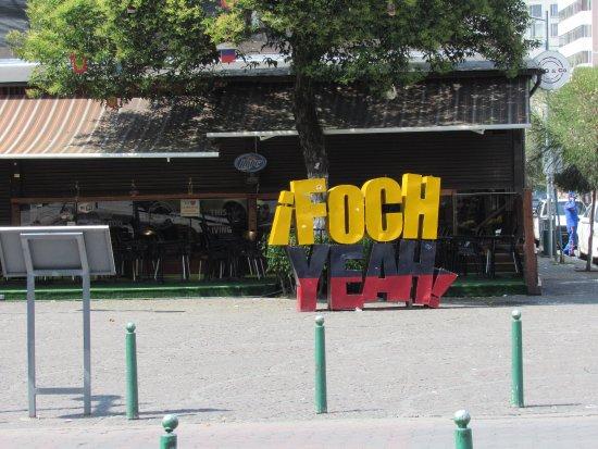 Plaza Foch : foch