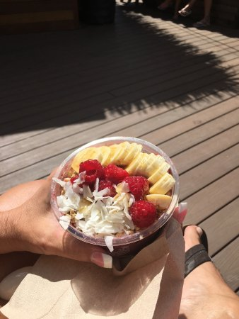Haleiwa Bowls: Awesomely refreshing!