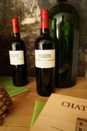 Le Taillan-Medoc, Francja: Château du Taillan will be featured in the upcoming Exploring Wine Regions - Bordeaux book.