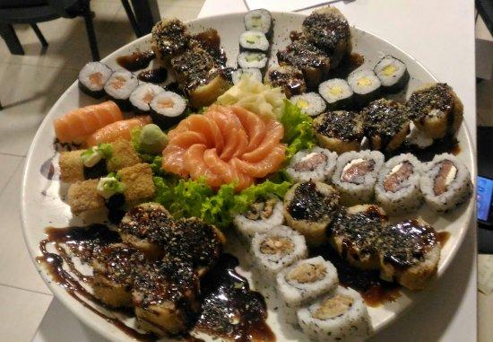 Medianeira, PR: Matahari Sushi Bar