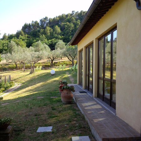 Nonna Rana Holidays Apartments: esterno SPA
