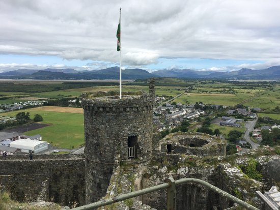 Harlech, UK: Nice day out