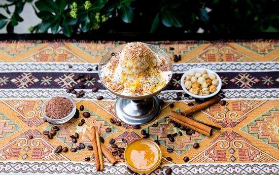 Amra restaurant tbilissi restaurant avis num ro de for Abkhazian cuisine