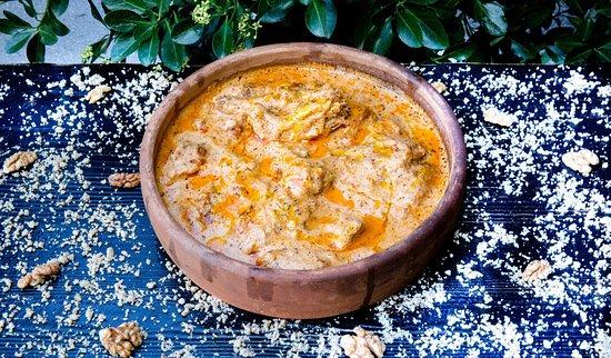 Amra restaurant 10 tripadvisor for Abkhazian cuisine