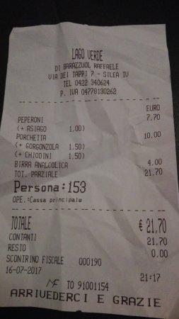 Silea, Italien: IMG_20170716_220118_large.jpg