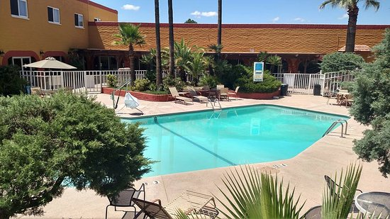 Nogales, AZ: the awesome pool