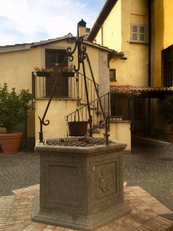 Campagnano di Roma, Włochy: pozzo