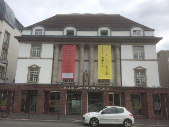 20170913 145550175 bild von deutsches for Frankfurt architekturmuseum