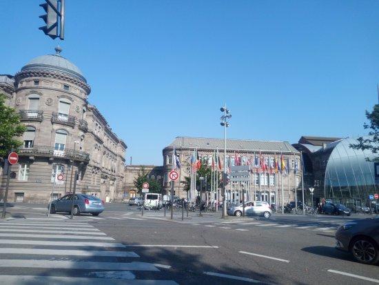 Grand Hotel Strasbourg Place Gare