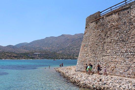 Ελούντα, Ελλάδα: Лазурные воды Спиналонги