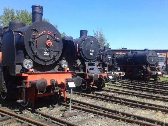 Muzeum Kolejnictwa na Slasku
