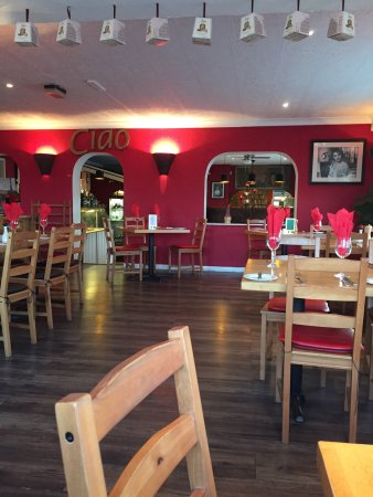 Italian Restaurant Halifax Road Liversedge