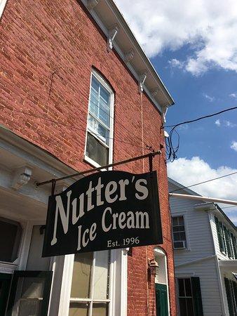 Sharpsburg, Μέριλαντ: Great and cheap place for ice cream!