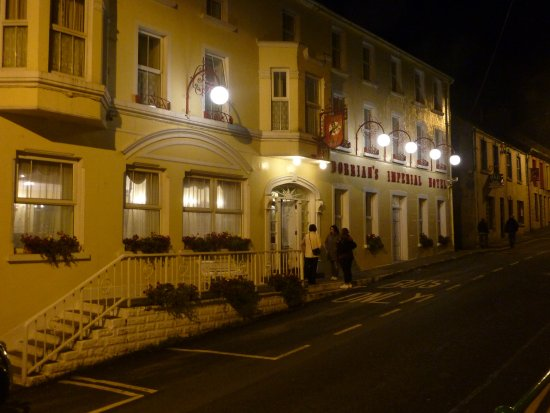 Dorrian's Imperial: Night view