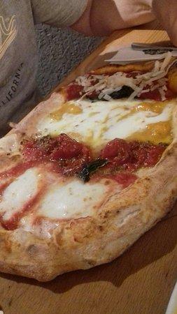 Rossopomodoro Padova : Cacio limone e pepe e la Pomodorosa
