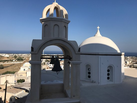 Emporio, Greece: Very nice village
