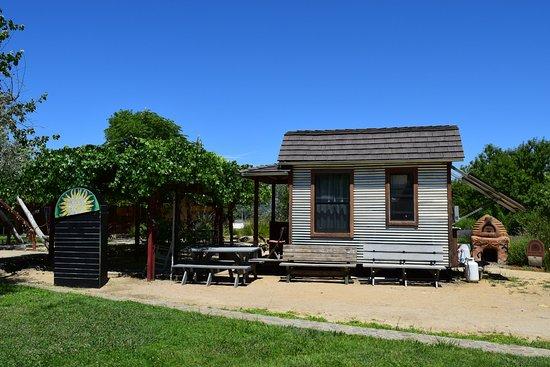 Hopland, CA: Airbnb llittle tiny house