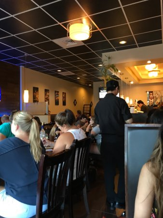 Plantsville, Κονέκτικατ: Sushi House Japanese Restaurant