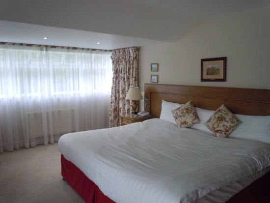 Beech Hill Country House Hotel: Part of Bedroom