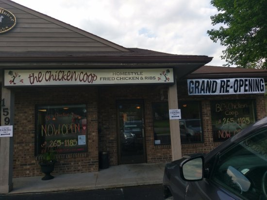 Now located at 159 West Main Street in the Village of Webster!