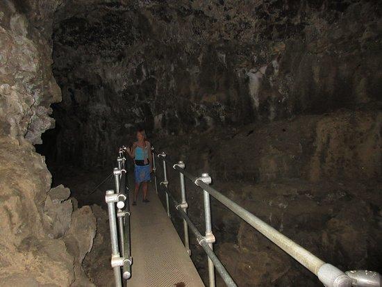 Tulelake, CA: På opdagelse i lava huler