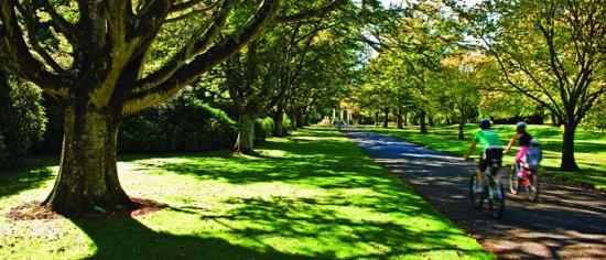 Инверкаргилль, Новая Зеландия: Queens Park, Invercargill, New Zealand