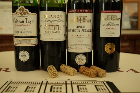 Margaux, Francia: Château Haut Breton Larigaudiere will be featured in the upcoming Exploring Wine Regions - Borde