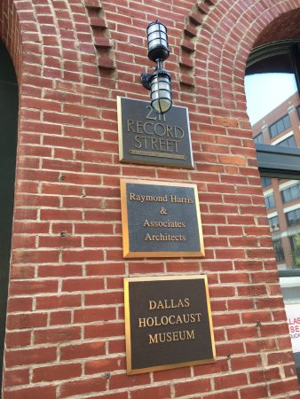Dallas Holocaust Museum: photo0.jpg