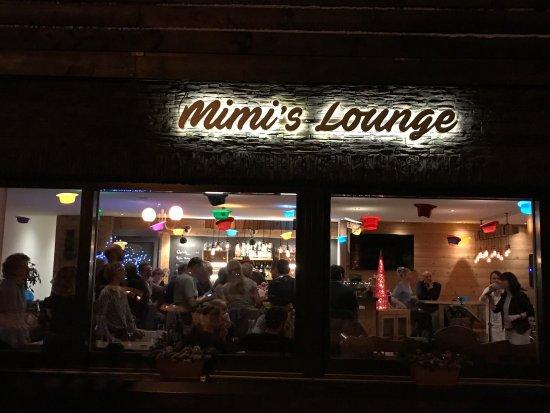 Champex, Szwajcaria: Mimi's Lounge