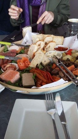 Shearwater, Australia: The Ghost Rock Platter for 2-4