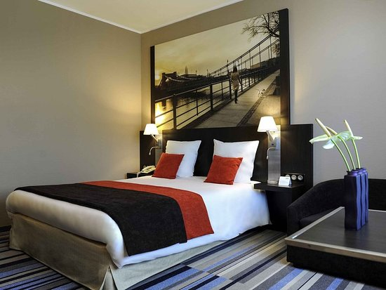 Mercure Wroclaw Centrum: Guest Room