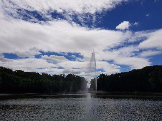 Sceaux, Fransa: Vista della fontana