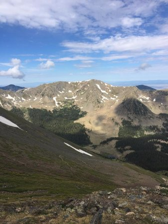 Wheeler Peak : what a view