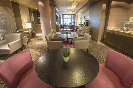 Crowne Plaza London Kensington: Business Center