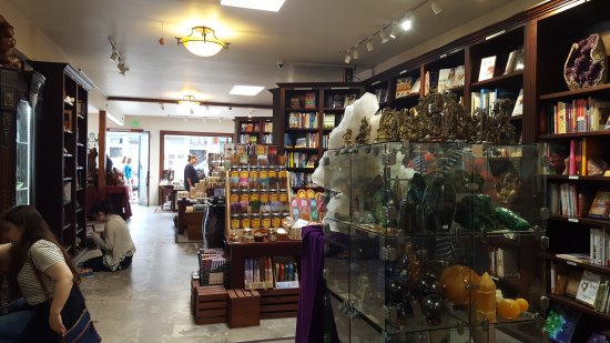 Mystic Journey Bookstore