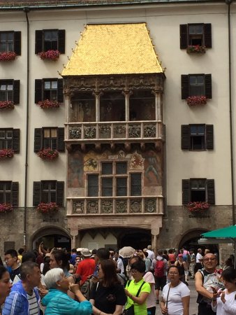 The Golden Roof (Goldenes Dachl): photo0.jpg