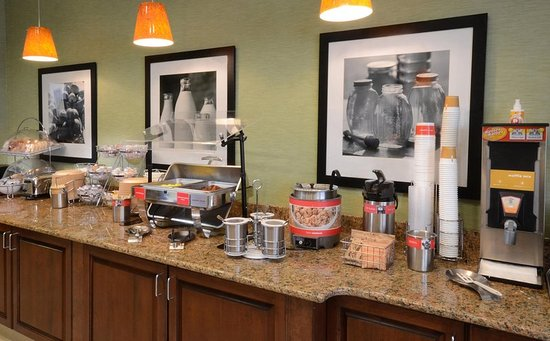 Archdale, Carolina del Norte: Breakfast Bar