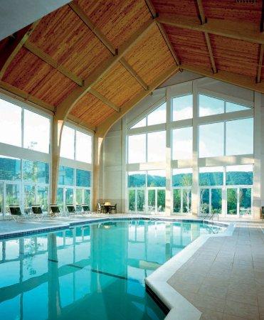 Pool at Vacation Village at Berkshires Hancock